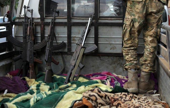 Уголовное дело заведено в отношении жителя Ингушетии за участие в терроризме.