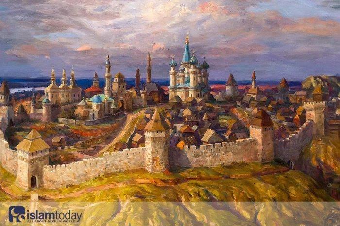 Казанское ханство. (Источник фото: yandex.ru)