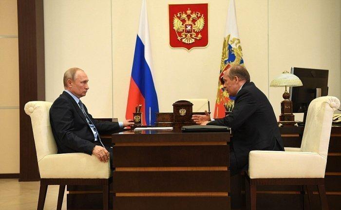 Бортников доложил Путину о предотвращении терактов в России.
