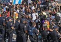 В США хотят увеличить число афроамериканцев в полиции