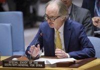 Педерсен оценил влияние санкций на экономику Сирии