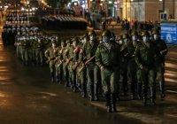 В Москву для участия в параде Победы прибыли военные из 12 стран