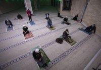 Крымские мечети открылись для прихожан