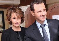 США ввели санкции против Башара Асада и его супруги