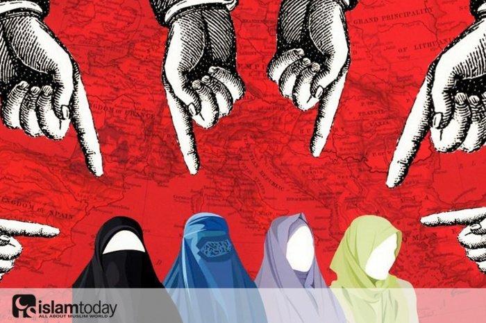 Исламофобия. (Источник фото: yandex.ru)