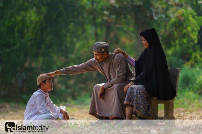 Ответит ли ребенок за грехи своих родителей, которые не в Исламе? (Источник фото:freepik.com)