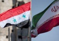МИД: Иран будет укреплять отношения с Сирией, несмотря на санкции США