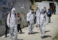 Палестина объявила о второй волне коронавируса