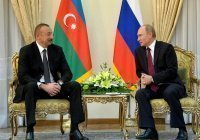 Путин и Алиев обсудили борьбу с коронавирусом
