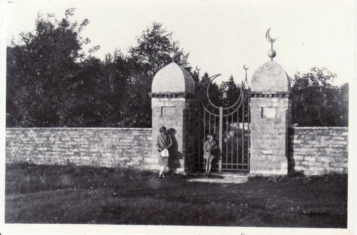 Мусульманское кладбище Таллина.
