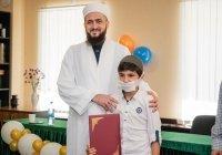 Муфтий вручил дипломы выпускникам «Мухаммадии»