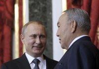 Путин пожелал выздоровления заразившемуся коронавирусом Назарбаеву