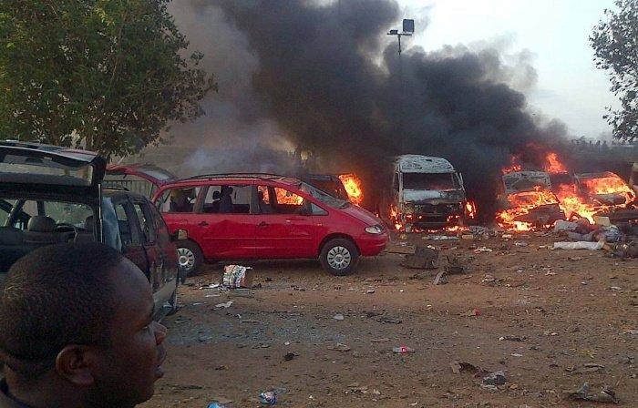 Теракты в Нигерии унесли жизни более сотни человек.