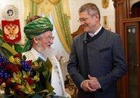 Талгат Таджуддин отмечает 40-летие на посту Верховного муфтия
