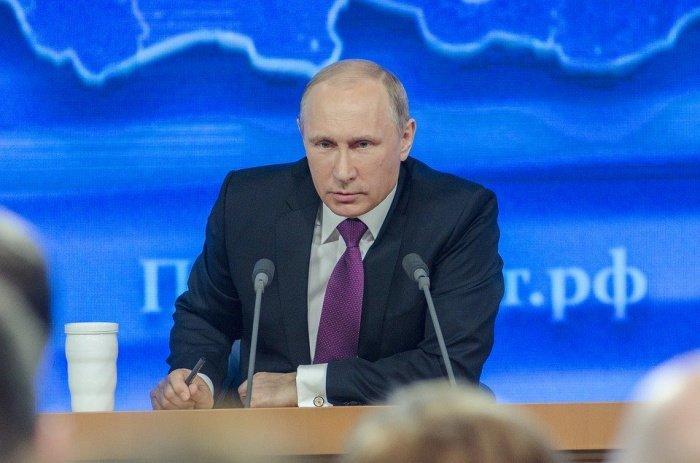 Путин также отметил, что намерен лично принять участие в голосовании