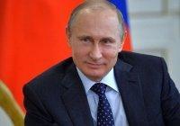 Владимир Путин не исключил, что будет баллотироваться на новый срок
