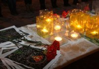 Акция «Свеча памяти» прошла в Афганистане
