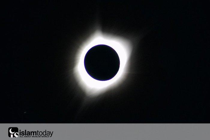 Солнечное затмение с точки зрения Ислама