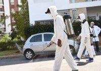 В Марокко число случаев COVID-19 превысило 10 тысяч