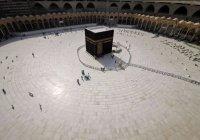 Саудовская Аравия объявила об отмене Хаджа для иностранцев