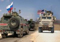 США заявили, что не добиваются ухода России из Сирии
