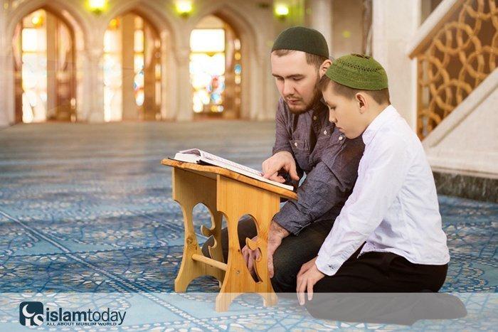 Наставления Лукмана своему сыну (фото: shutterstock.com)