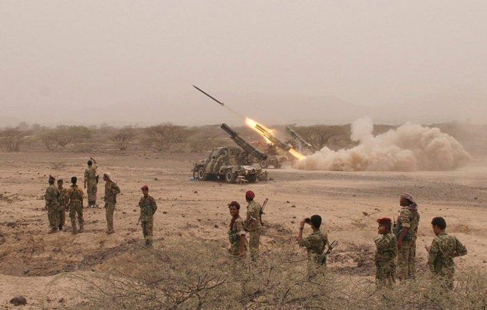 В Йемене продолжается гражданская война.