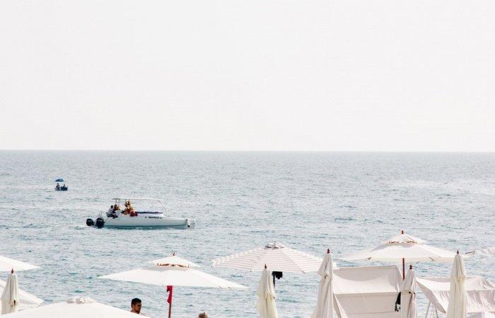 Максимально комфортные для отдыха места расположены на Черноморском побережье и на Азовском море