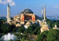 Чавушоглу поддержал превращение Айя Софии в мечеть