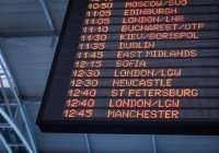 Озвучены новые данные о возобновлении заграничных рейсов