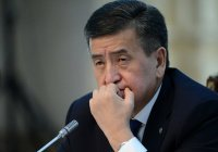 Президент Киргизии уйдет на самоизоляцию из-за коронавируса