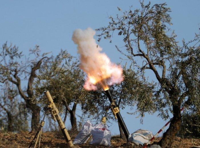 Военные Ирана и Турции пострадали в ходе столкновения на границе.