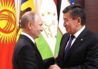 В Кремле рассказали о предстоящих контактах Путина и Жээнбекова