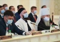Муфтий РТ принял участие в заседании оргкомитета по проведению 100-летия ТАССР