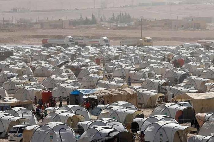 Ситуация в лагере, как неоднократно сообщалось ранее, приближается к катастрофической.