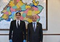 Татарстан и Туркменистан условились об укреплении связей