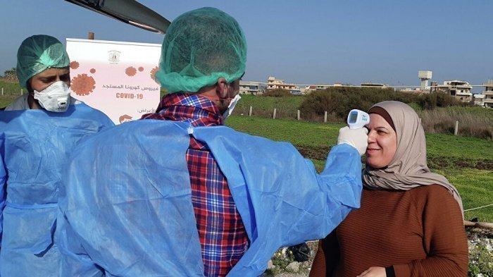 ВОЗ обеспокоена угрозой распространения коронавируса в Сирии.