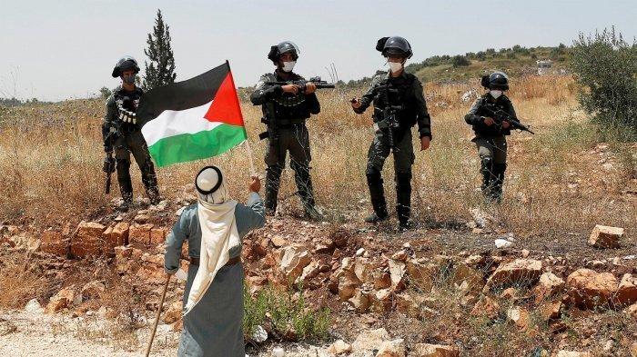 Израильские власти могут начать аннексию палестинских территорий 1 июля.