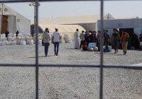В Ираке изолировали лагерь сирийских беженцев