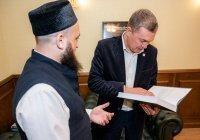 Камиль Самигуллин встретился с постпредом Татарстана в Санкт-Петербурге