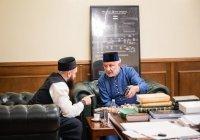 ДУМ РТ с рабочим визитом посетил муфтий Ивановской области