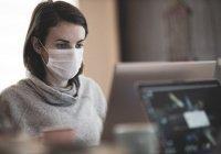 Косметолог дала рекомендации по ношению масок