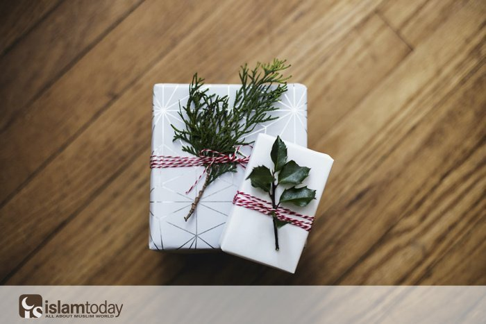 'Эти подарки не для мусульман (фото:unsplash.com )