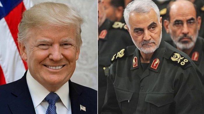 Власти Ирана потребовали арестовать президента США за убийство генерала Сулеймани.