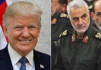 Иран объявил Трампа в розыск по линии Интерпола