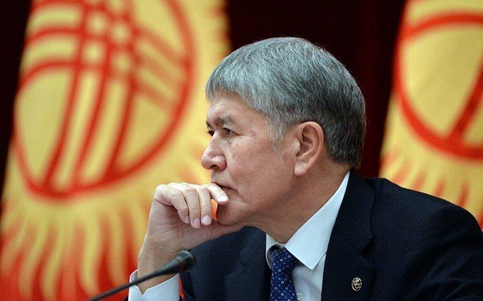 Алмазбек Атамбаев является фигурантом сразу нескольких дел.