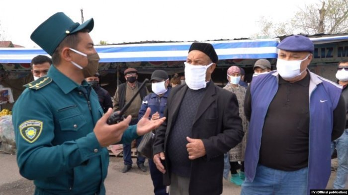 Власти Узбекистана ужесточают каратинные меры в целом ряде регионов.