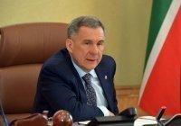 Минниханов: отношения России с исламским миром имеют потенциал для роста