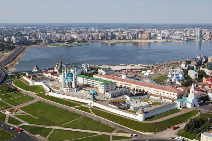 Столица Татарстана претендует на звание города трудовой доблести.