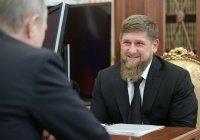 Кадыров предложил сделать Путина пожизненным президентом России